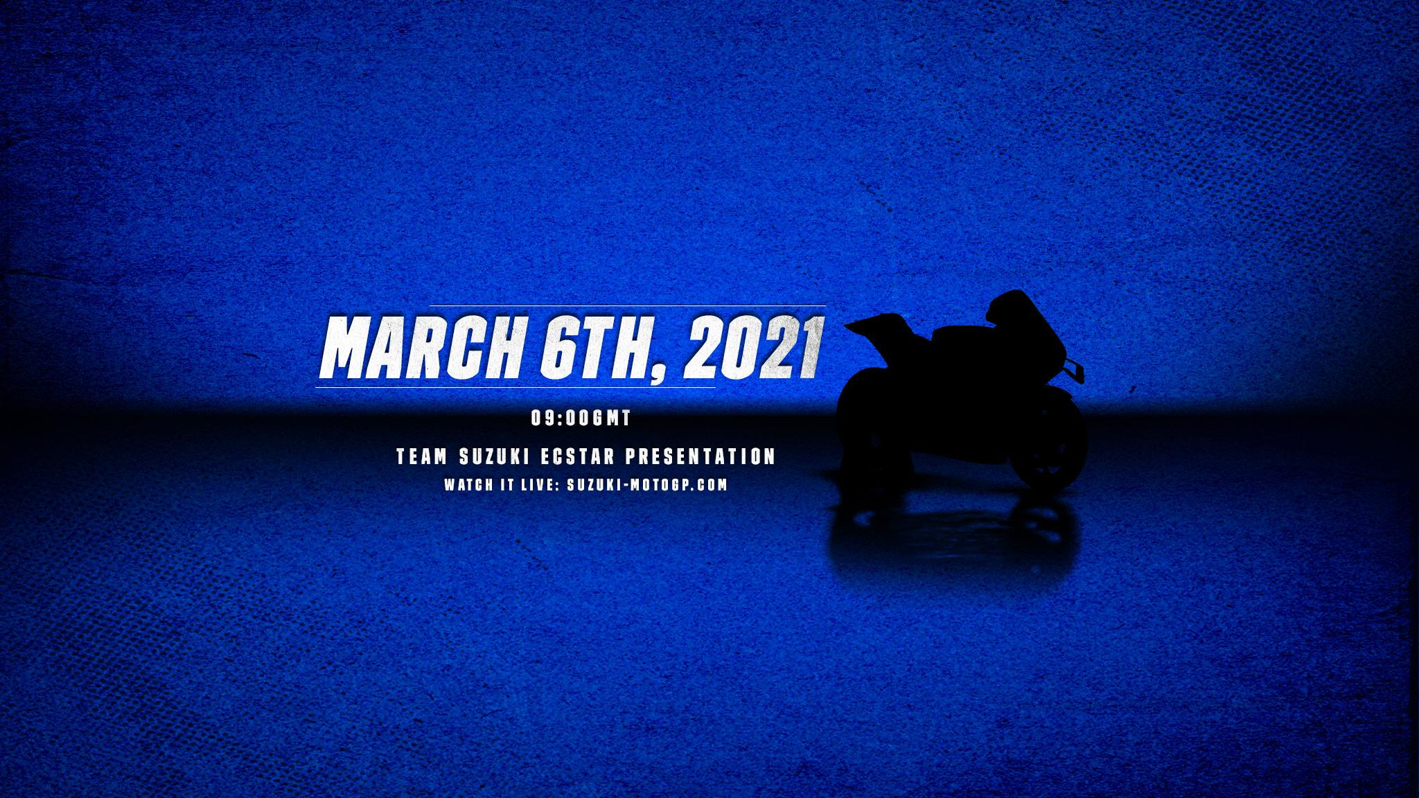 Team SUZUKI ECSTAR(チーム・スズキ・エクスター)3月6日に2021年のチーム体制を発表