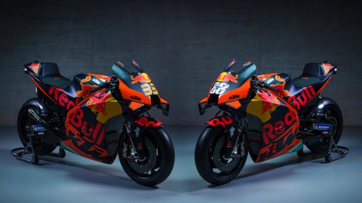 レッドブルKTMファクトリーレーシング 2021年型RC16ギャラリー