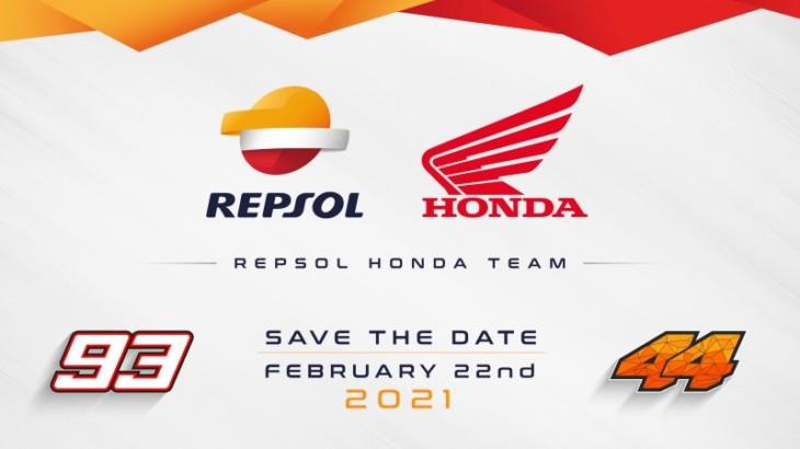 レプソルホンダ 2021年のチーム体制発表(オンラインチームローンチ)を2月22日に開催