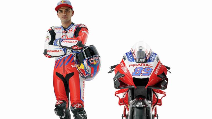 ホルヘ・マルティン「MotoGP初日から最大限の競争力を発揮したい」