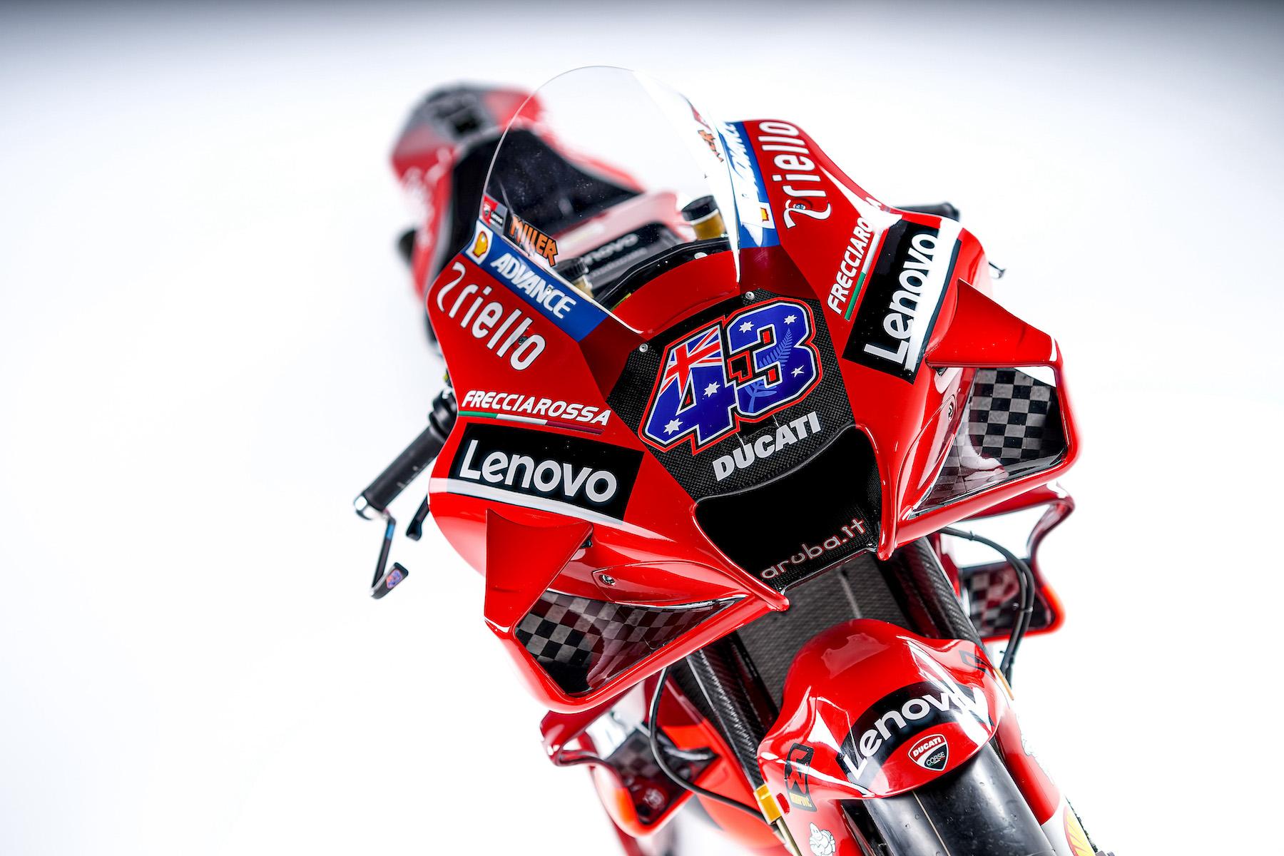 Ducati Lenovoチーム ジャック・ミラー ギャラリー