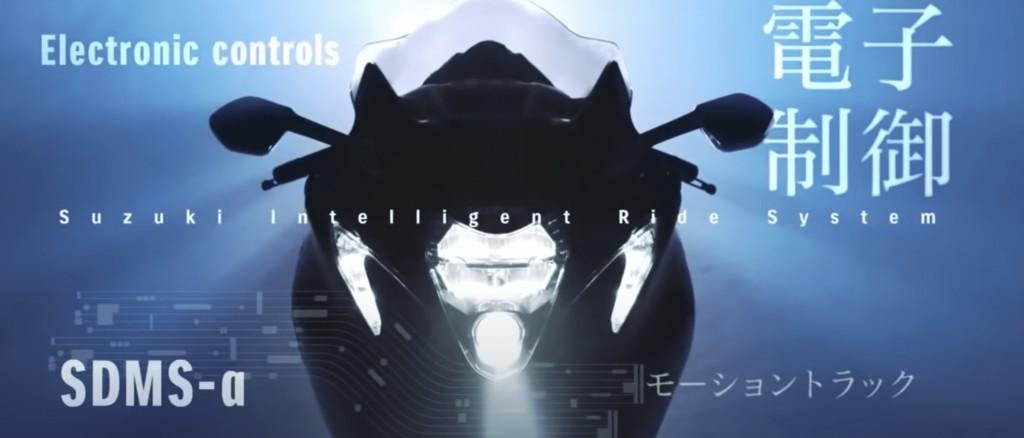 スズキ 2021年型ハヤブサ(隼) 2月5日の発表前に映像がリーク