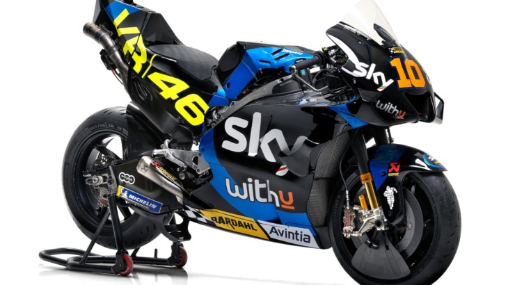 Sky Racing Team VR46 2021年のチーム体制を発表