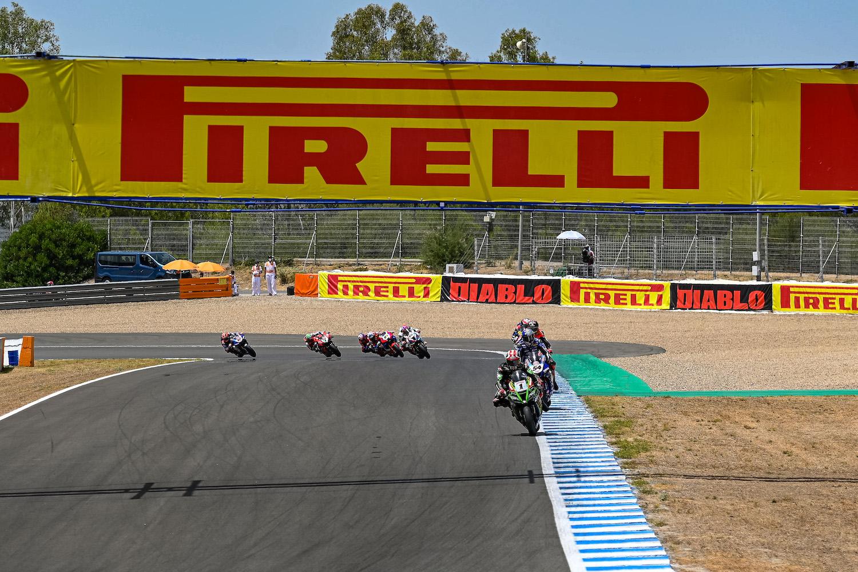 ピレリ(Pirelli)が2023年末までFIM スーパーバイク世界選手権(SBK)にタイヤを供給