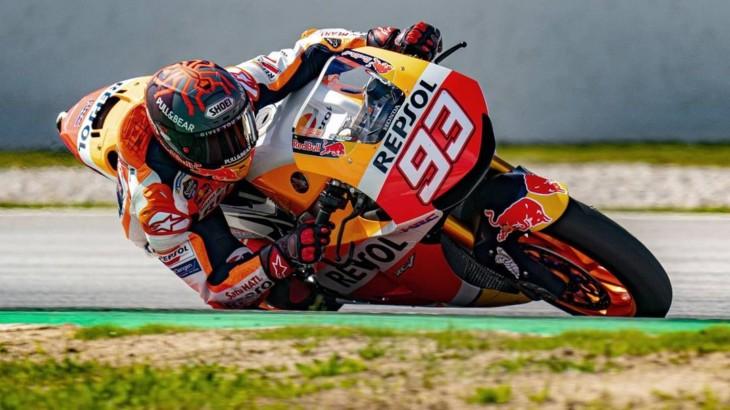 ポルトガルGP マルク・マルケス「再びMotoGPに参戦出来るのは最高の気分」