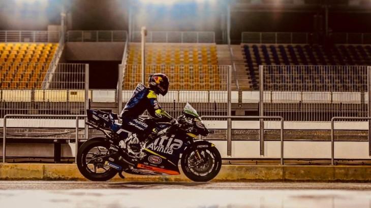 エネア・バスティアニーニ「MotoGPバイクのパワーに驚かされた」