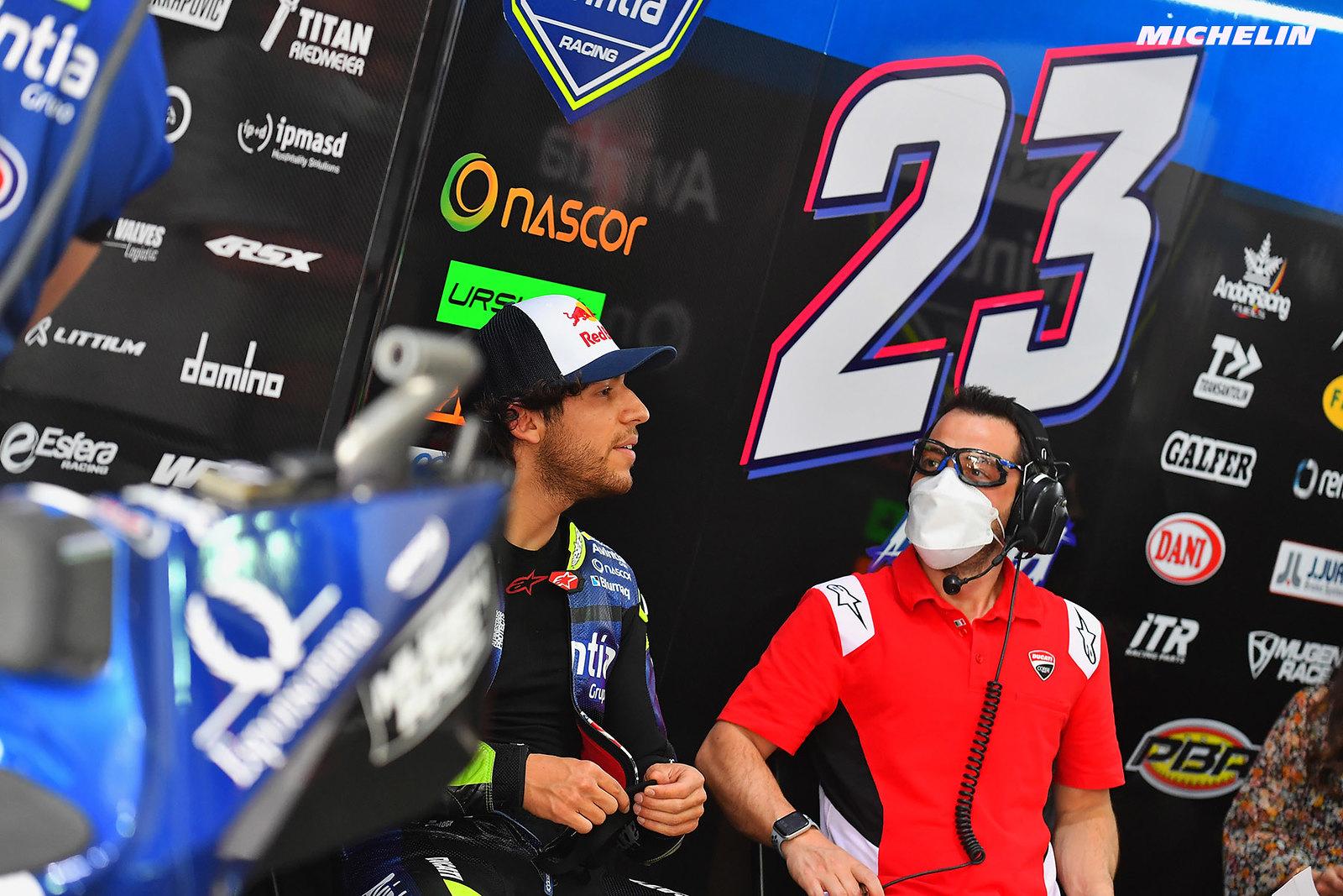 カタールGP 10位 エネア・バスティアニーニ「最後は疲れが出てしまった」