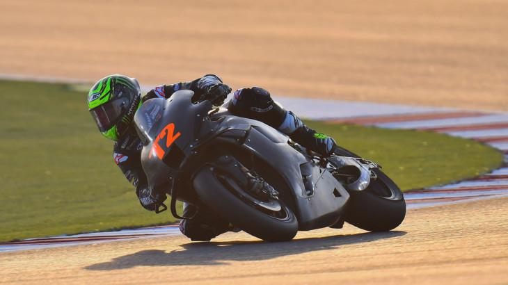 MotoGP2021スティリアGP カル・クラッチロー「セッションごとに改善していきたい」