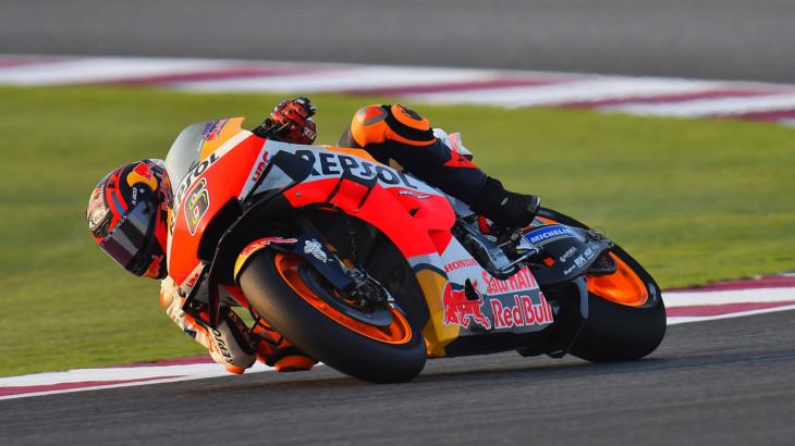 ステファン・ブラドル「カタールで再びレース出来るのが楽しみ」