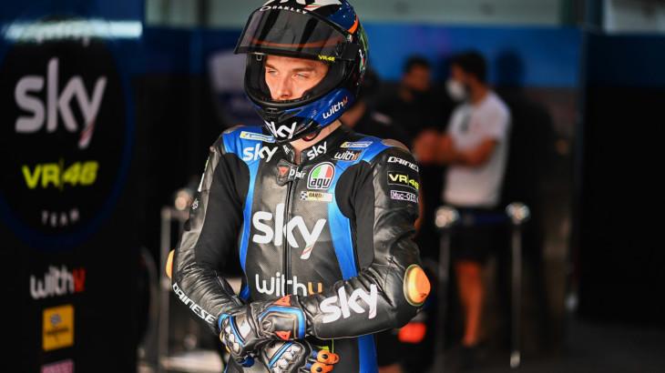ルカ・マリーニ「ジャックが操るDucatiは、まるでヤマハのように曲がる」