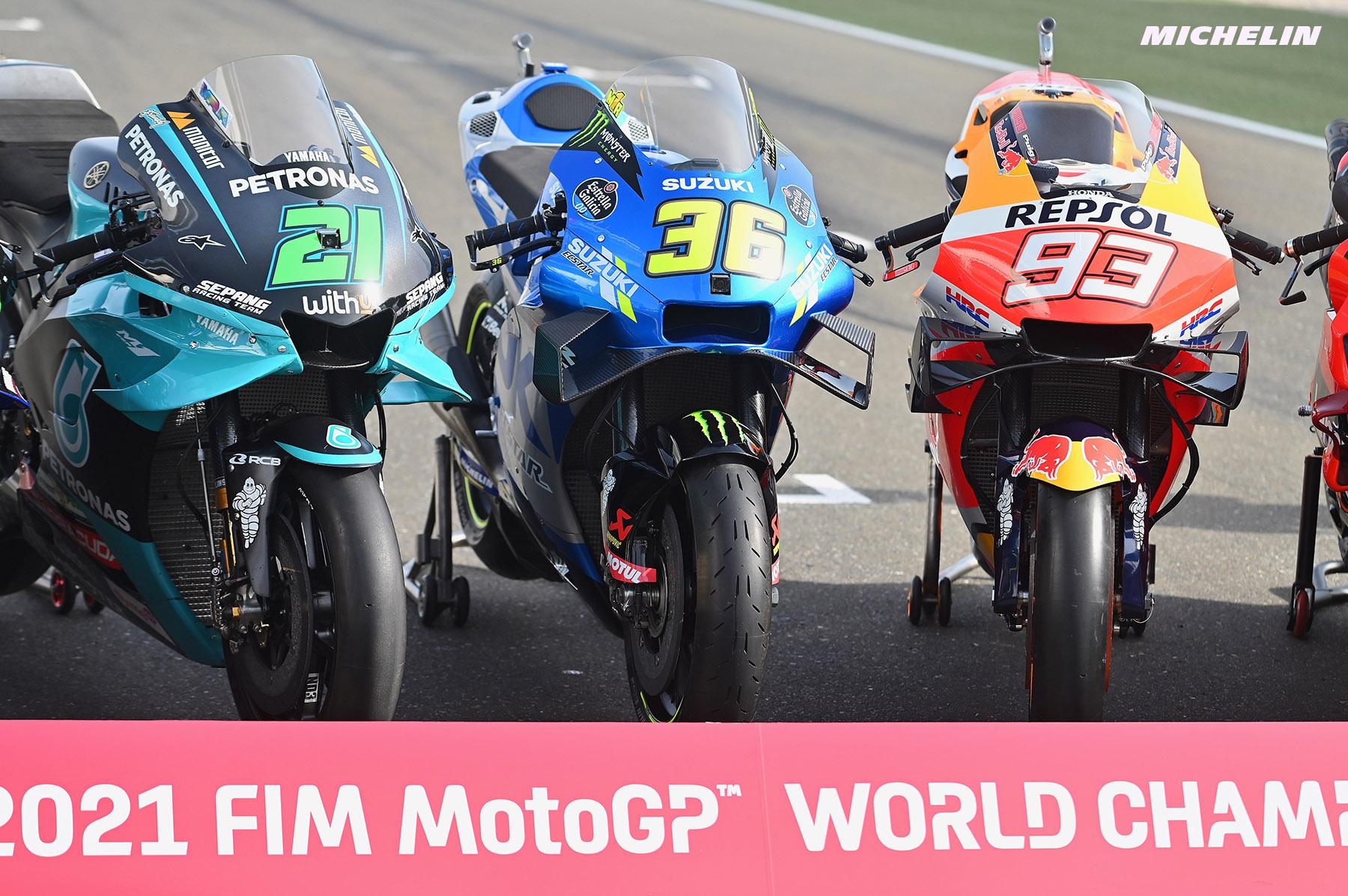 いよいよ始まるMotoGP2021年シーズン