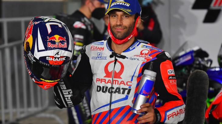カタールGP2位 ヨハン・ザルコ「バイクの性能を発揮すれば、こういったレースが出来る」