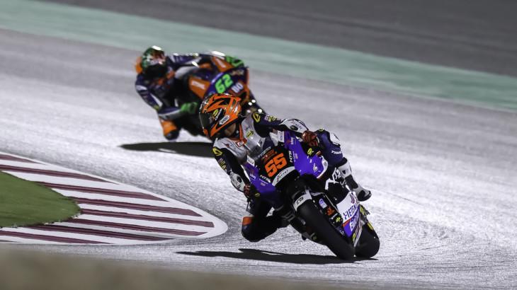 カタールGP NTS RW Racing GP決勝レース