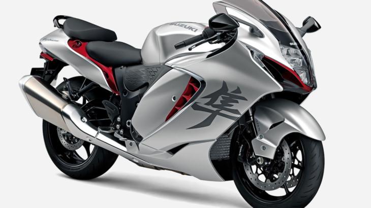スズキ、フラッグシップの大型二輪車 新型「Hayabusa(ハヤブサ)」を国内で発売