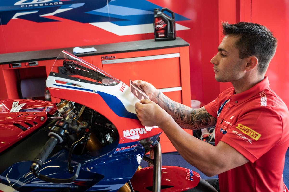 チームHRC FIM スーパーバイク世界選手権(SBK)参戦体制を発表