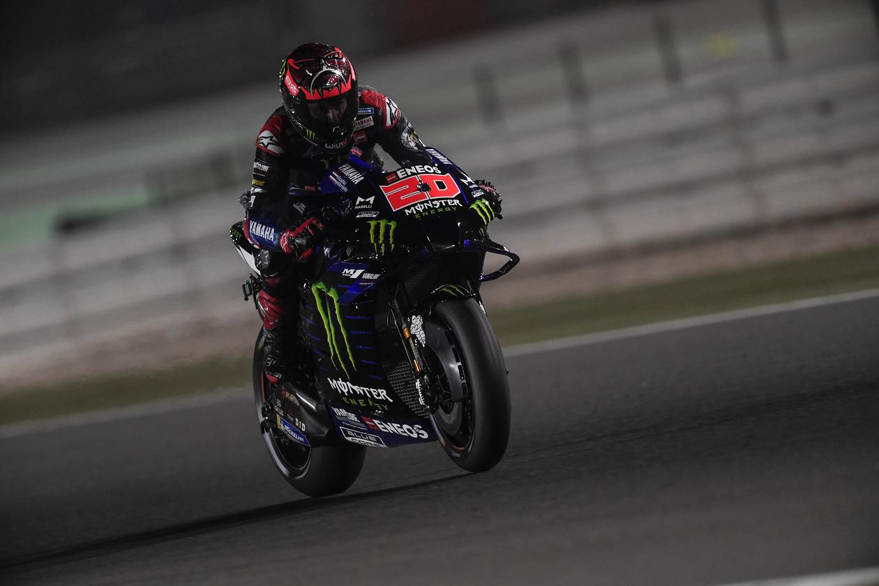 ファビオ・クアルタラロ「ライバルは強力だが良い走行ができている」