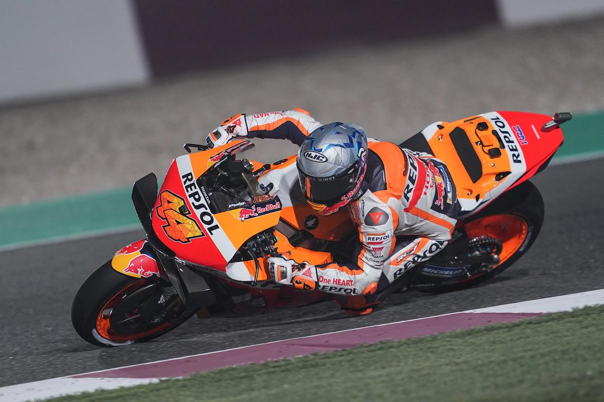 ポル・エスパルガロ「スピードを求めていくと転倒も仕方ない」