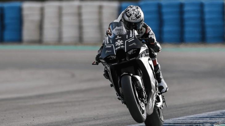 カワサキ・レーシング・チーム(KRT) ポルトガルで3月4日、5日の日程でテストを実施