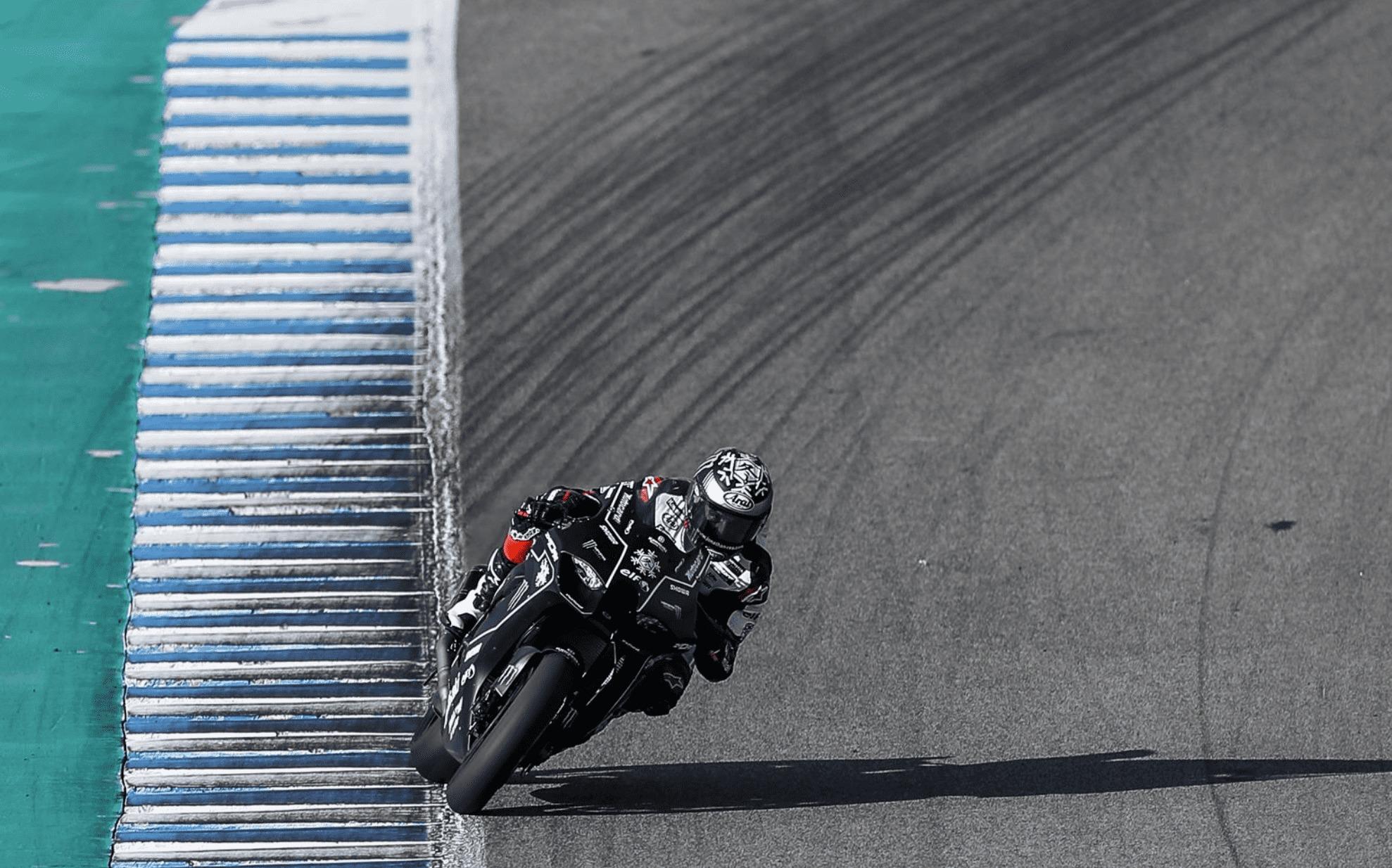 カワサキ・レーシング・チーム(KRT) ポルトガルで3月4日、3月5日の日程でテストを実施