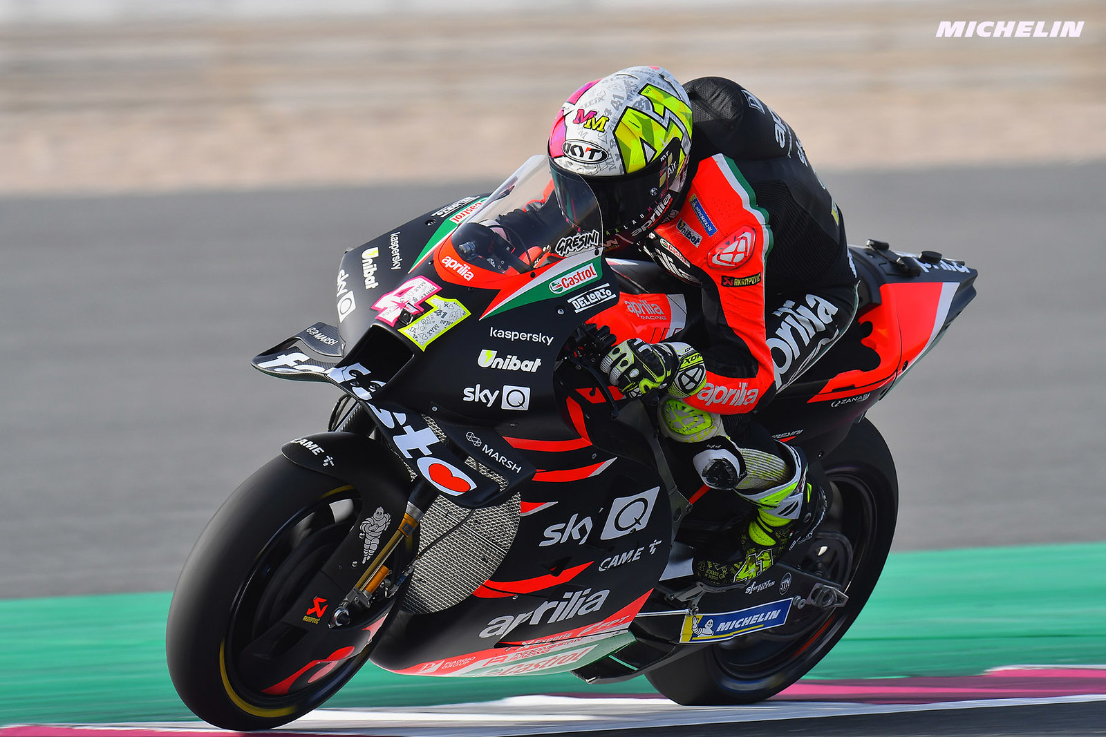 ドーハGP 予選7位アレイシ・エスパルガロ「レースは混戦になるだろう」