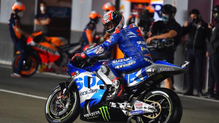 ポルトガルGP アレックス・リンス「ポルティマオはMotoGPバイクで走るのが楽しい」