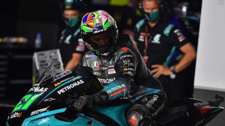 ドーハGP 予選10位フランコ・モルビデッリ「FP4と同コンディションなら良いレースが出来る」