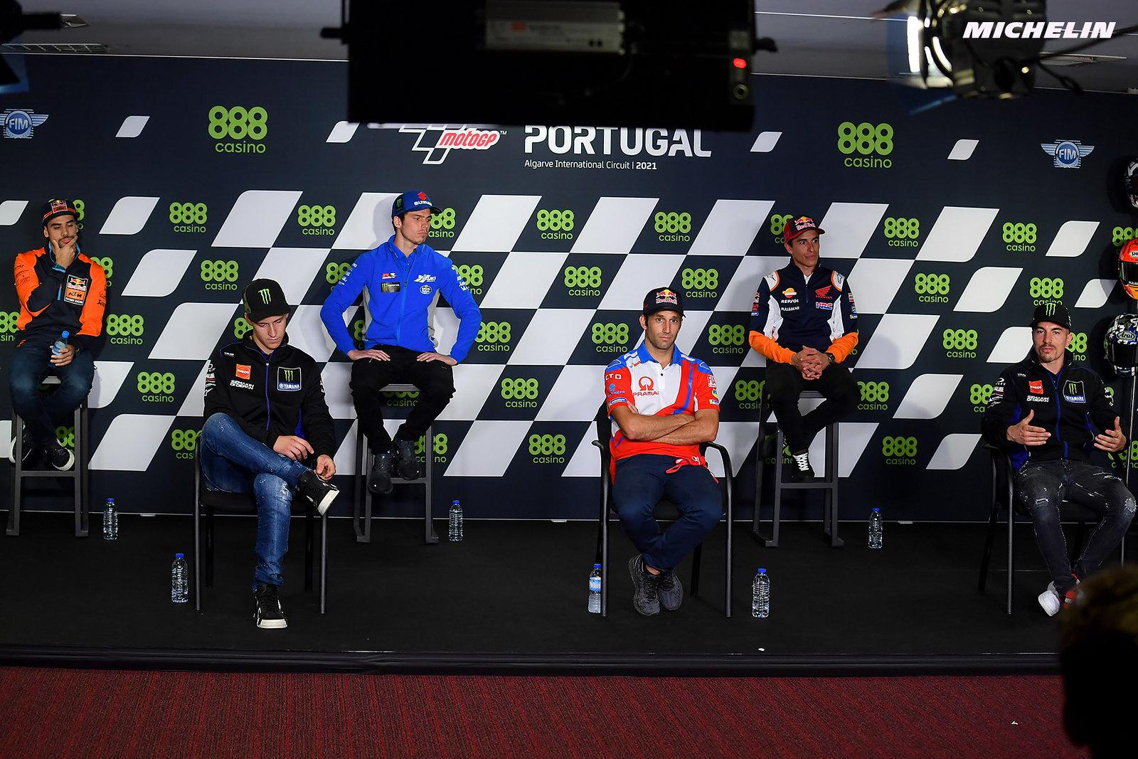 ポルトガルGP 復帰したマルクへのライバル達の言葉