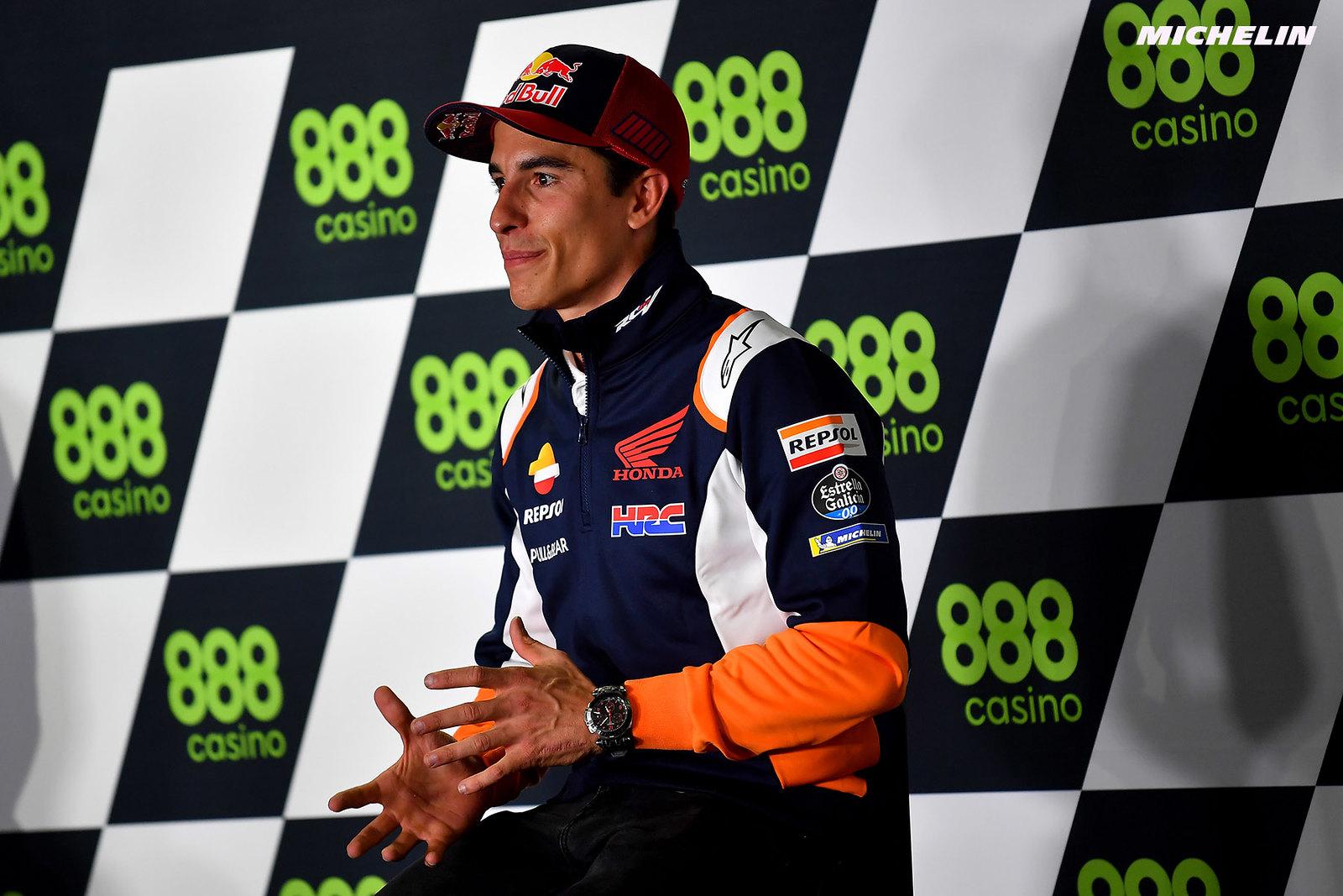 ポルトガルGP マルク・マルケス「腕が元通りになるかわからない不安の中で過ごした」