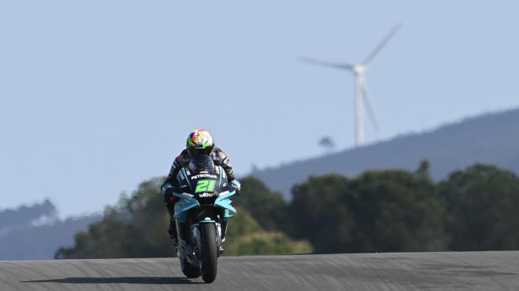 MotoGP2021 スペインGP フランコ・モルビデッリ「今年こそは表彰台を獲得したい」
