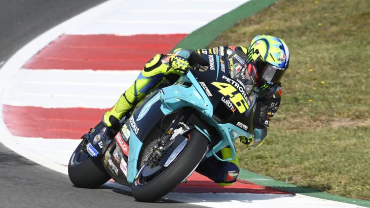 フランスGP バレンティーノ・ロッシ「しっかりと戦闘力を発揮したい」