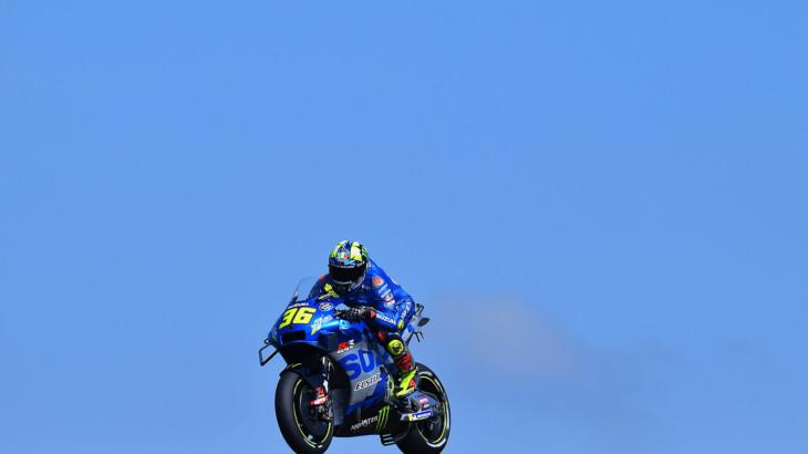 フランスGP ジョアン・ミル「レイアウト的に苦戦するかもしれない」