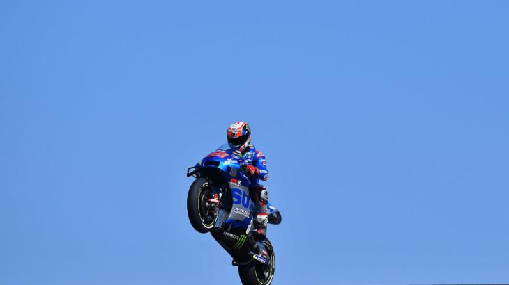 MotoGP2021 スペインGP アレックス・リンス「今年は万全の体調で挑める」