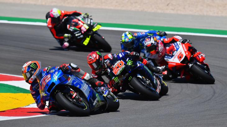 MotoGP2021 ポルトガルGP DNFアレックス・リンス「限界の範囲内での妙な走行だった」
