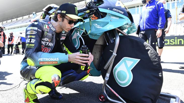 ポルトガルGP バレンティーノ・ロッシ「トップ10は可能だと思っていた」