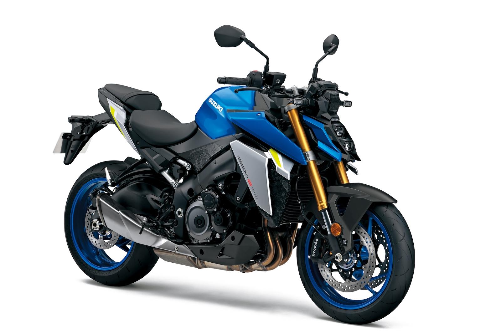 スズキ 新型GSX-S1000を発表、6月より世界各国で順次販売を開始
