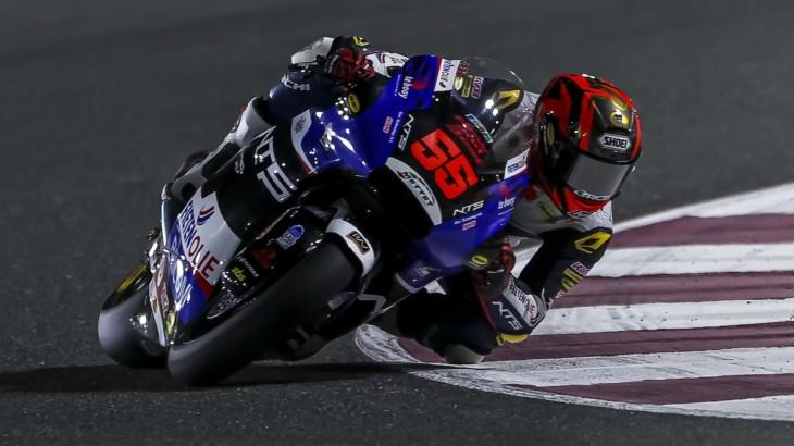 NTS RW Racing GP ドーハGP 公式練習 3、公式予選