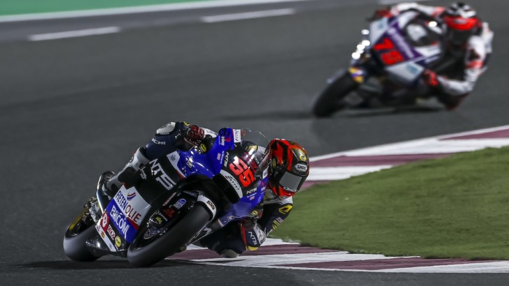 NTS RW Racing GP ドーハGP 公式練習 1、公式練習 2