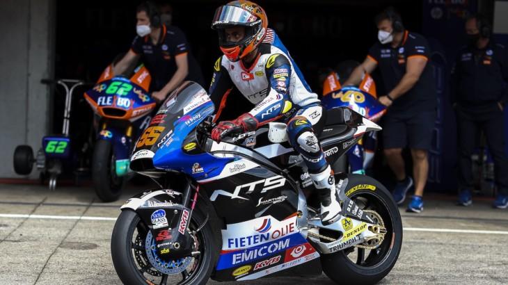 ポルトガルGP NTS RW Racing GP公式練習 1、公式練習 2