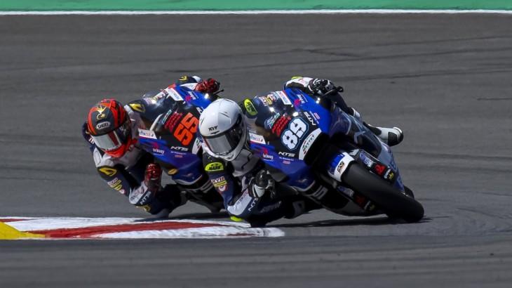 ポルトガルGP NTS RW Racing GP 公式練習3、公式予選 2021年4月17日(土曜日)