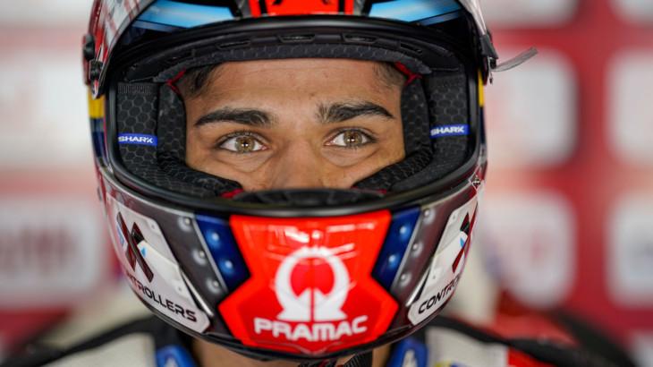 Pramac Racing フランセスコ・グイドッティ「Ducatiとの関係性を続けていきたい」
