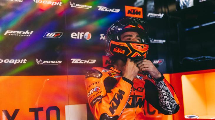MotoGP2021 ポルトガルGP 13位ダニーロ・ペトルッチ「まだセットアップが完了したとは言えない」