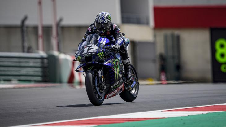 MotoGP2021 ポルトガルGP 予選12位マーべリック・ビニャーレス「この結果を受け入れるのは難しい」