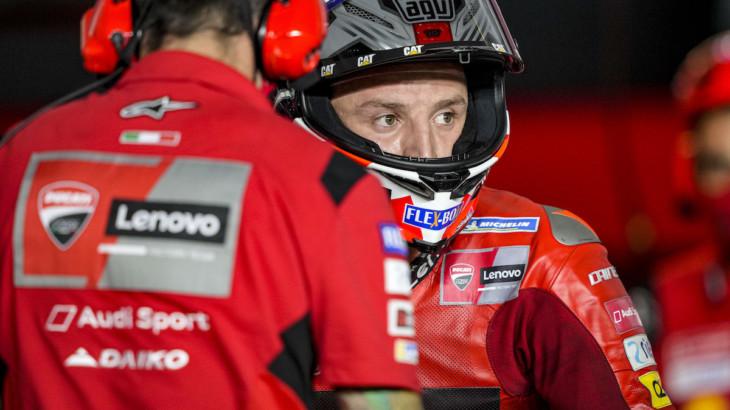 ドーハGP 予選4位ジャック・ミラー「明日もスタートで順位を挽回出来るはず」