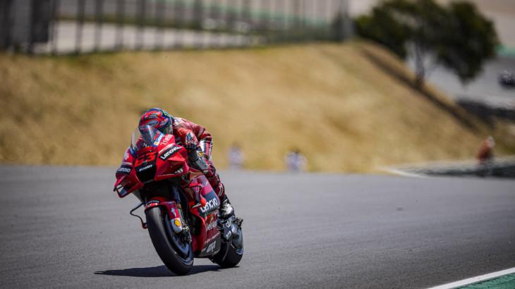 フランスGP フランセスコ・バグナイア「これからはバイクの性格にあったトラック」