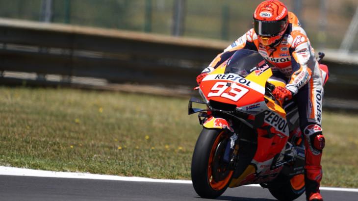 MotoGP2021 スペインGP マルク・マルケス「ファンのために最高の週末にしたい」