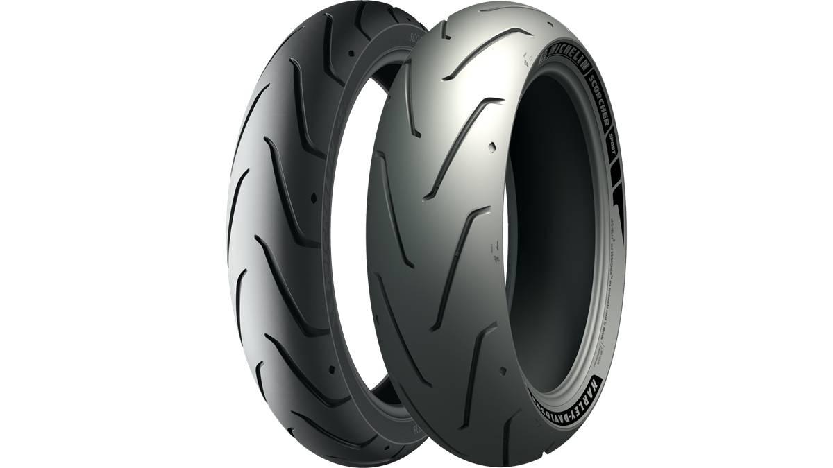 ミシュランの「MICHELIN ScorcherSport」がハーレーダビットソン初の電動スポーツバイク、LiveWire®に純正装着