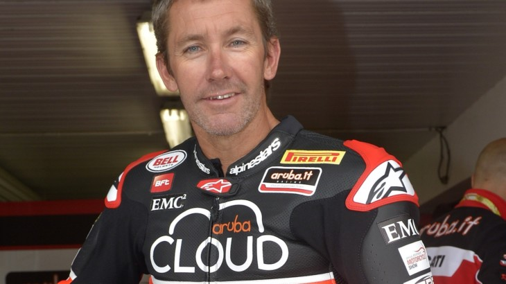 世界王者トロイ・ベイリス 自転車による怪我で脊髄を損傷