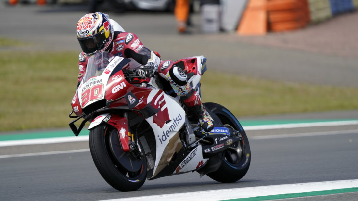 MotoGP2021 フランスGP 7位中上 貴晶「すぐにペースを発揮することが難しかった」