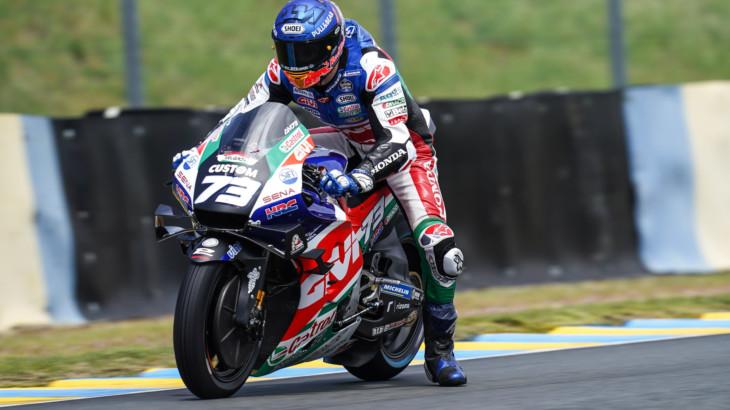 MotoGP2021 フランスGP 6位アレックス・マルケス「ウェットコンディションでポジションを回復出来た」