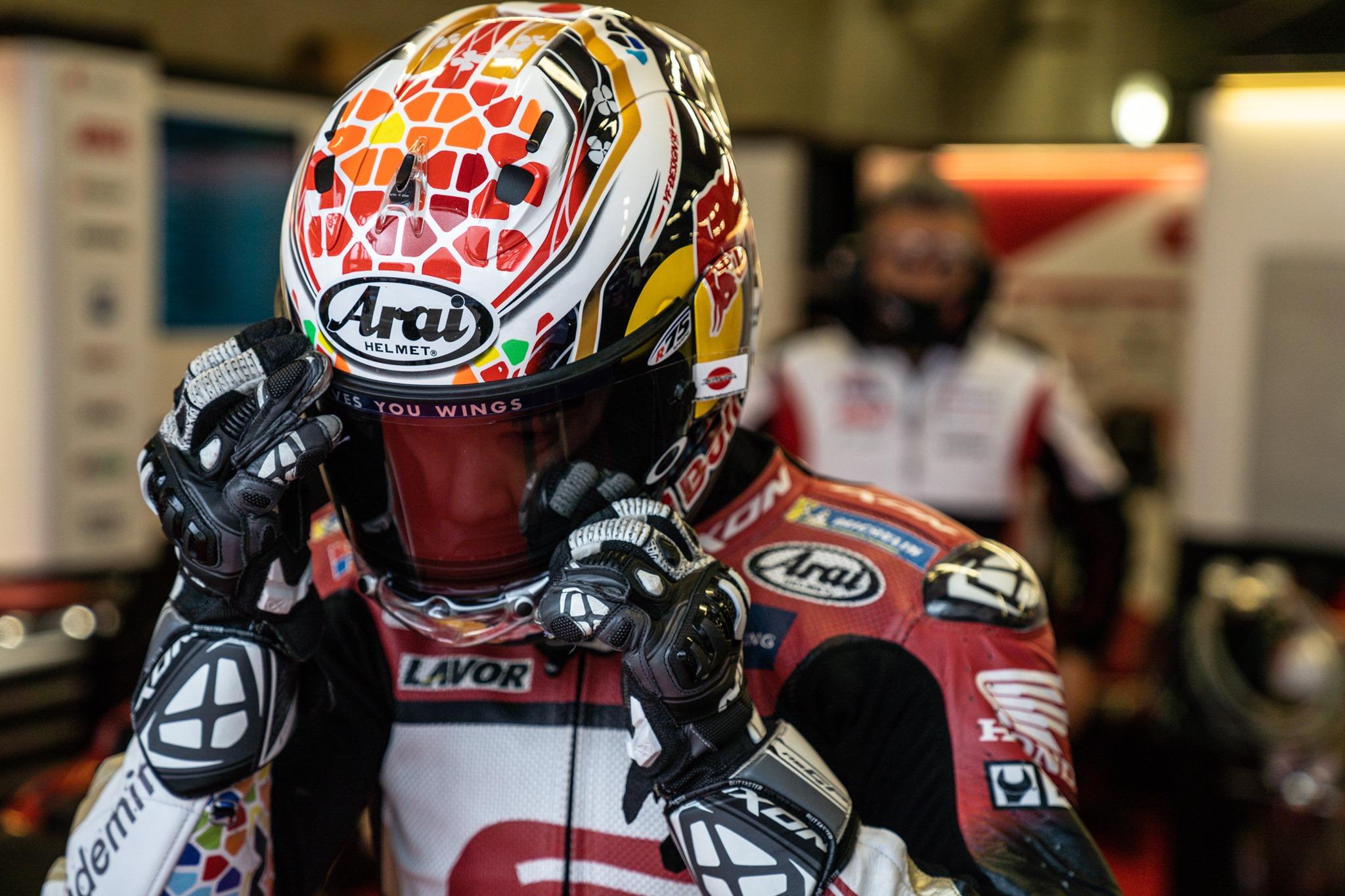フランスGP 予選7位 中上 貴晶「レースに向けて自信はある」